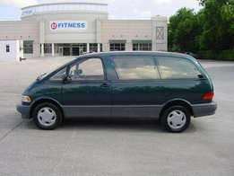 Toyota previa for sale or SWAP