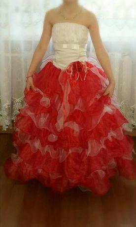 a082b824f47 Красивые платья 4-7 лет на день рождения или выпускной утренник