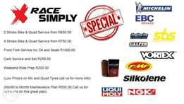 Motocross and Quad Services