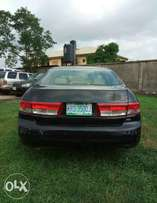 Honda Accord 2003 Model For Sale