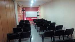 Hall for rent in Wuse 2