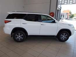 2016 Toyota Fortuner 2.8GD-6 auto