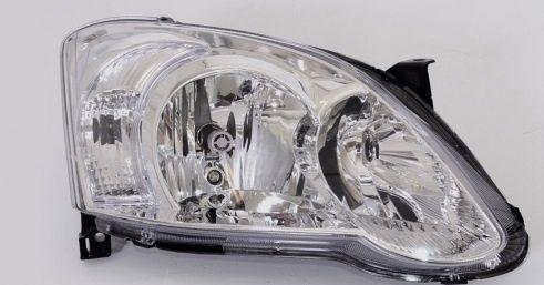 Toyota Corolla E12 04 Lift Lampa Przednia Prawa Nowa Depo