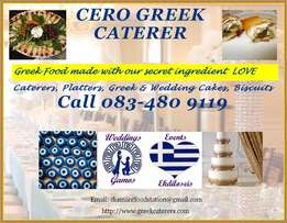 Professional Catering for your event