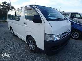 Toyota hiace 7l brand new car