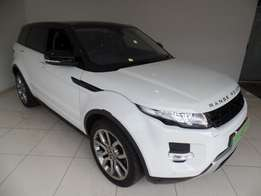 2014 Land Rover Range Rover 2.0 Si Dynamic