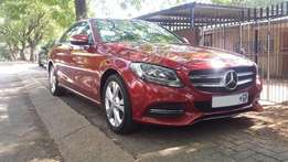 2015 Mercedes-Benz C180 Automatic sedan Urgent sale giveaway R270 000