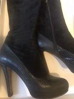 Ботфорты - Жіноче взуття в Київ - OLX.ua 800ac2204ad8e