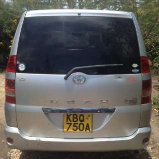 Toyota Noah for sale Athi River - image 8
