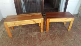 Beautiful Solid Wooden Bankies / Benches