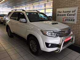 2014 Toyota Fortuner 3.0D 4D 4x4 - LIMITED EDITION