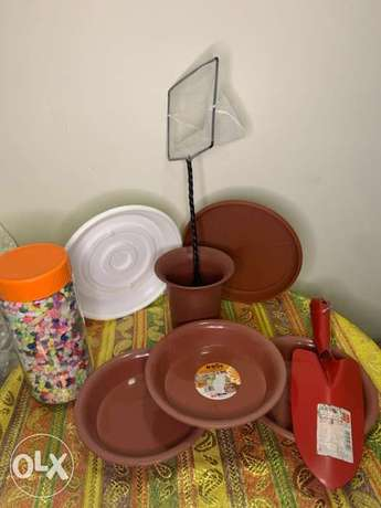 Garden Accessories All for 4bd only