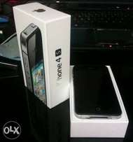 new boxed iPhone 4s 16gb black