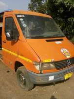 A nice Mercedes Benz Sprinter for sale