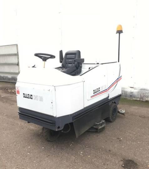 Dulevo h47/ro - elektro - reinigungsmaschine - 1999