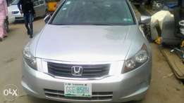 2008 Accord Fully Automatic