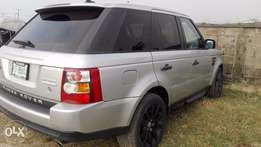 Range Rover Sport 2007 Extremely Clean Awoof price