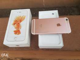 Extra mint yankee used 64gb rose gold iphone 6s for sale for low price