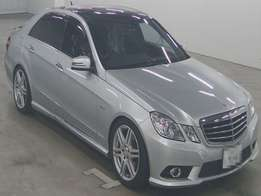 Very clean mercedes E250