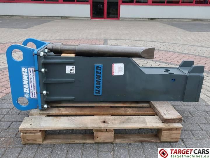 HM1000 Hydraulic Excavator Breaker Hammer 10~18T