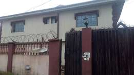 A lovely sweet 2bedroom at surulere estate Kokoro-abu