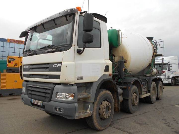 DAF 85cf 410 - 2007