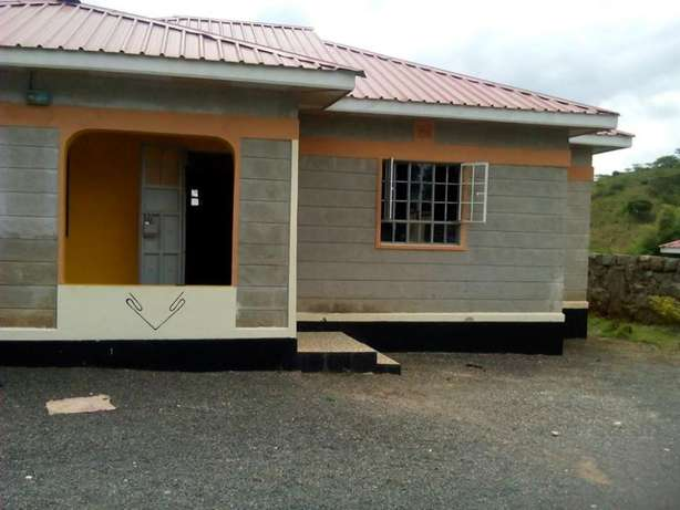 A 3 bedroom bungalow in 1/8 acre with a good finish. Kiserian - image 3