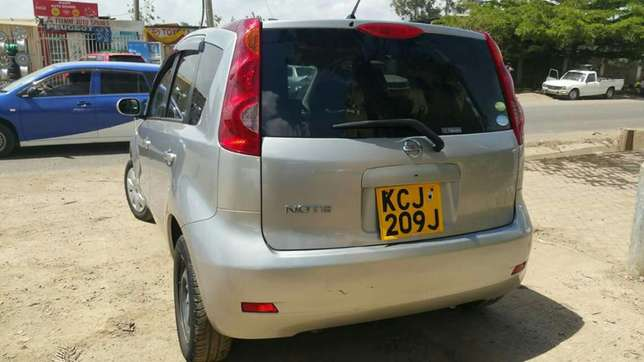 Nissan note on sale Harambee - image 4