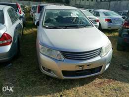 Toyota Allion Sports grill 2010 model. KCP number Loaded with Alloy r