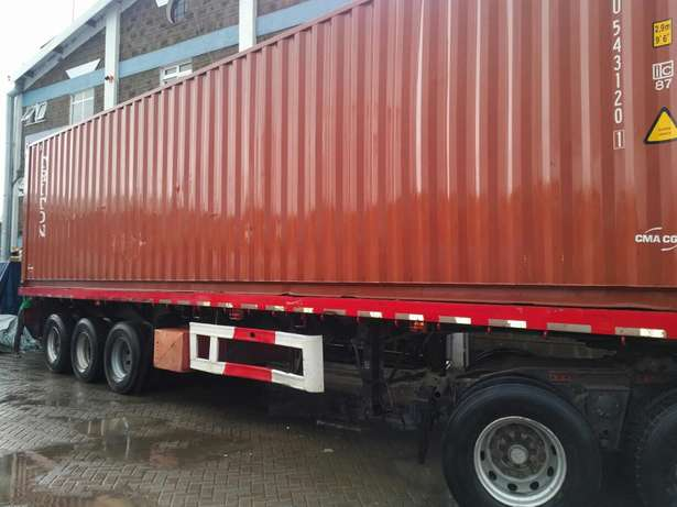 Mercedes-Benz AXOR & TRAILER for SALE Nairobi West - image 4