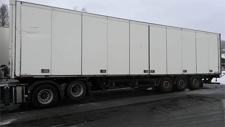 Schmitz Cargobull Cargobull - 2008