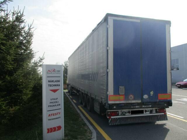 Schwarzmuller SPA 3/E  LowDeck - 2008