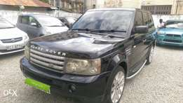 Range rover 4200 cc supercharged
