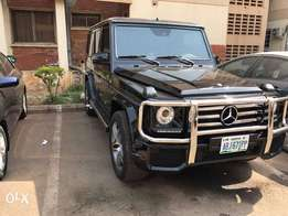 Mercedes-Benz Gwagon