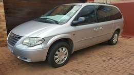 Grand Voyager low km