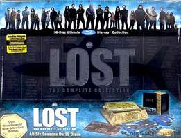 Lost the complete collection – (Limited edition Blu-Ray)