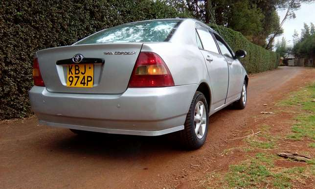 NZE Toyota mint condition Westlands - image 7