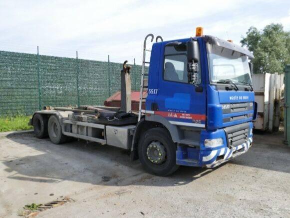 DAF 85380 - 2002