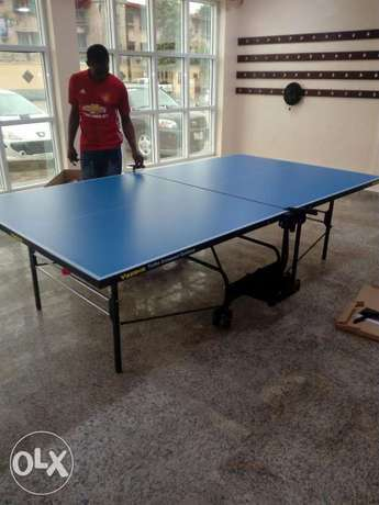 Yasaka aluminum Table with All the accessories Brand new imported Lekki - image 4