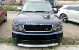 Clean Reg 2007 upgrade to 2012 Range Rover Sport