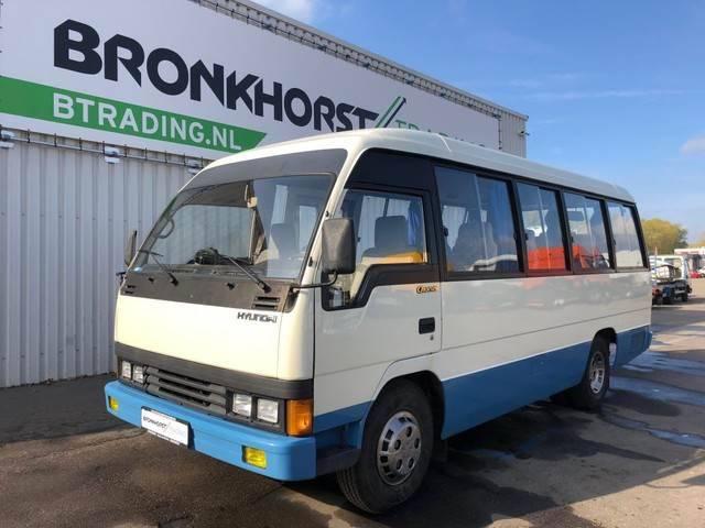 Hyundai Chorus 3.5d - 19+1 Seater - Airco - 6834 - 1996