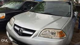Neatly used 2006 Acura MDX with good usage history