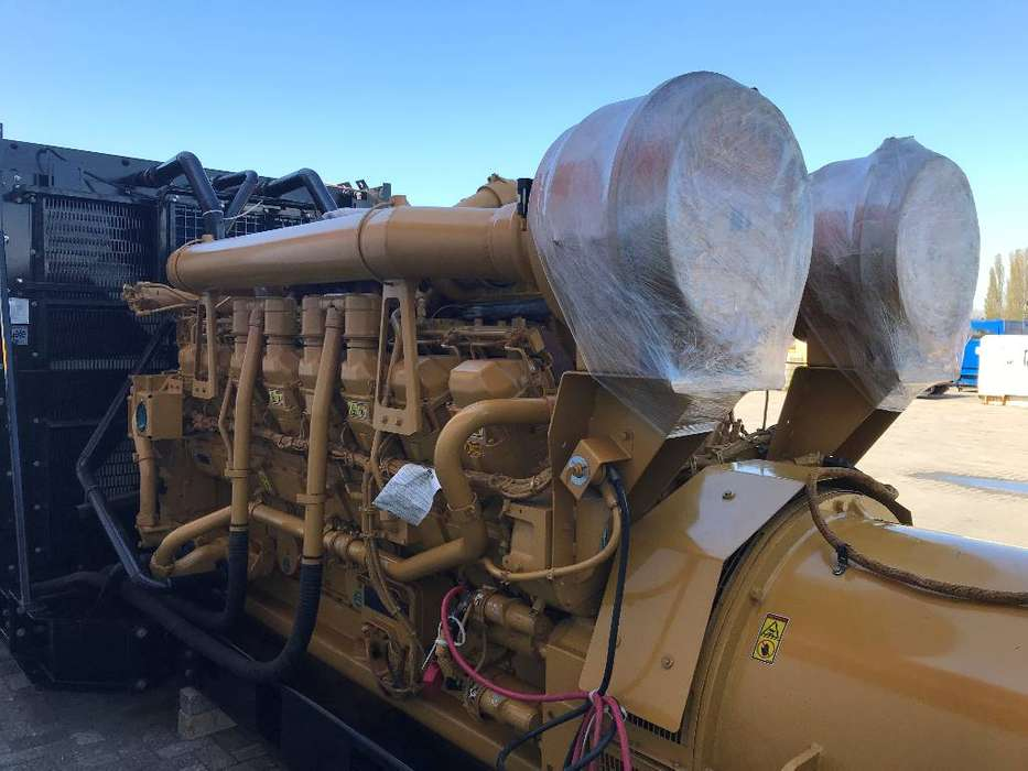 Caterpillar 3516B - 2.250 kVA Generator - DPX-25033 - 2014 - image 15
