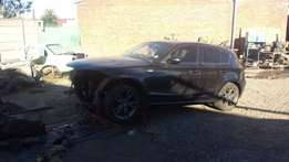 Bmw 1 series stripping