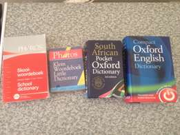 dictionary books afrikaans and english