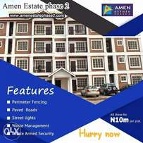 Amen Estate phase 2