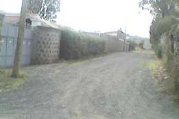 Residential plot for sale in mweiga Town
