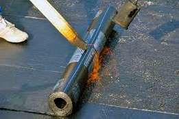 Torch-on (Torch On), Waterproofing