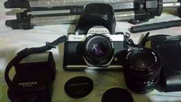 Camera with all extras