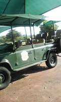 land rover defender 10 seater